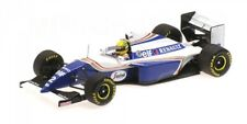1/43 Minichamps 547940102 Williams Renault Fw16 Brasile GP 1994 Senna #2