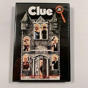 Clue (DVD 2012) 1985 film Tim Curry Region 4