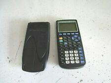New ListingTexas Instruments Ti-83 Plus Graphing/Scientific Calculator w/Cover & Batteries