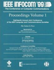 Proceedings IEEE Infocom '99 the Conference on Computer-ExLibrary