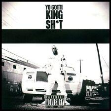 King Sh*t [PA] by Yo Gotti (CD, Dec-2013, Interstate Capital Corp.) NEW