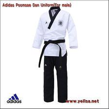 Adidas WTF Poomsae Dan Uniform/For Male/TaeKwonDo Poomsae Uniform/Martial arts