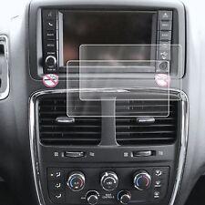 """2 Dodge Grand Caravan 2011-2017 Anti Scratch Clear Screen Saver Protector 6.5"""""""