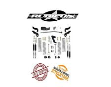 "Rubicon Express 3.5"" Sport Lift Kit w/ Mono Tube Shocks 07-16 Jeep JKU 4 Door"