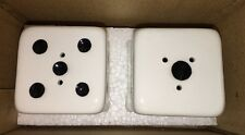 "NIB Roman, Inc ""It Suits Me"" Salt & Pepper Dice Shakers 47404"