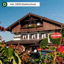 Chiemgau 4 Tage Rottau Urlaub Hotel Schecks Fischerstüberl Reise-Gutschein