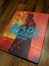 Blade Runner 2049 Blu-ray/Dvd Used 2017 Limited Edition Steelbook - no digital