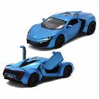 1:32 Lykan Hypersport Die Cast Alloy Car Model Collectibles Boy Birthday Present
