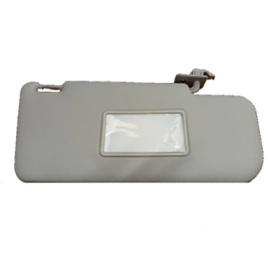 Fin the Sun Shade Sunshade Right Dx With Mirror for Fiat Panda From 2003 A 2012