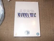 mama mia dvd boxset the movie,new/sealed,free postage uk
