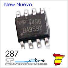 2 unidades AO4496 AO 4496 MOSFET Canal-N 10 Amperios soic-8