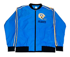 Oakland Invaders Lightweight Jacket Size Large USFL