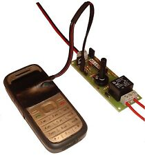 REMOTE / CONTROL your PC turn ON / OFF or RESET with cell phone GSM CONTROLLER