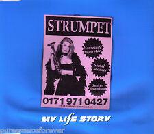 MY LIFE STORY - Strumpet (UK 4 Track CD Single Part 1)