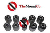 Rear Suspension Arm Rubber Bushes Kit Fits Toyota Landcruiser 80 100 105 Series