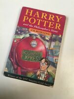 Harry Potter And The Philosopher`s Stone J.K. Rowling Paperback BOOKS