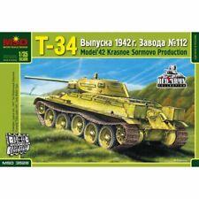 Micro Scale Design Msd3528 T-34 1/35