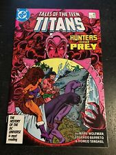 Tales Of Teen Titans#74 Incredible Condition 9.4(1987) Barreto Art!!