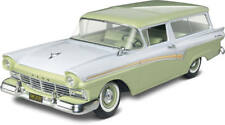 Revell Inc 1:25 1957 Ford Del Rio Ranch Wagon 2'n'1 Model Kit RMX854193 85-4193