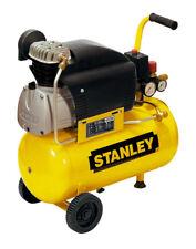 Stanley Compressore 24 litri 2hp a Pistone lubrificato ad Olio