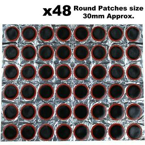 Rubber solution glue cement innertube puncture repair kit patch bike fast drying