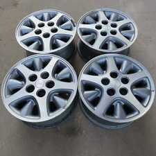 Set 4 cerchi lega 15x6;5J 5X114;3 ET40 Chrysler Voyager Mk4 01-07 34699 82-4-D-1