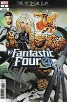 Fantastic Four Comic 1 The Prodigal Sun Cover B Variant Greg Land 2019 Marvel