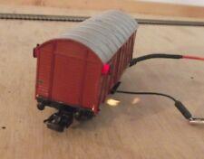 1 x Märklin H0 4506 306/1 wagon de marchandise couvert gmh39 schlusslaterne avec
