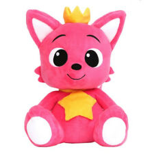 "[PINKFONG] Korea Cute Pinkfong Doll 60cm 23.6"" Pink Stuffed Toy / Safety Packing"