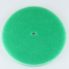 25cm Car Mushroom Air Filters Cleaners Engine Cylinder Protector Sponge Green