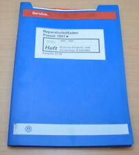 VW Passat B5 Motronic Einspritz u Zündanlage 6 Zylinder APR  Werkstatthandbuch
