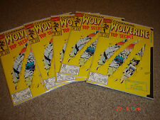 WOLVERINE #50 NM LOT OF 5