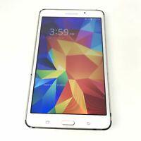 "Samsung Galaxy Tab 4 SM-T230 - 8 GB, Wi-Fi, 7"" - Android Tablet - White"