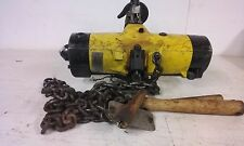 Duff-Norton 1/2 Ton Chain Hoist Cbp11 Model 1000