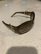 Roberto Cavalli Urano Brown Frame Sunglasses