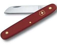 "Florist Swiss Army Knife 40567 Floral Gardening 2 1/2"" Blade Red  #115 39050"