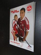 58095 Ilkay Gündogan 1.FC Nürnberg BVB DFB original signierte Autogrammkarte