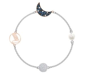 REMIX COLLECTION MOON STRAND, MULTI-COLORED, MIXED METAL FINISH 5515994