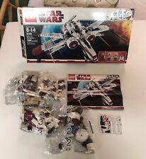 LEGO 8088 Star Wars ARC-170 STARFIGHTER sealed plastic bags