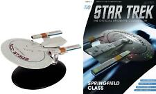 STAR TREK Official Starships Magazine #110 USS CHEKOV SPRINGFIELD Class