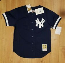 Mitchell & Ness New York Yankees Bernie Williams Batting Practice Jersey Medium