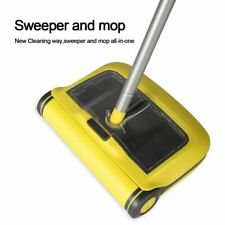 MANUAL FLOOR SWEEPER BRUSH CORDLESS FLOOR CLEANER DUSTER BROOM