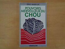 Pourvoirs Merveilleux Du Chou by Eric Nigelle (1977) ~ Ships FREE!