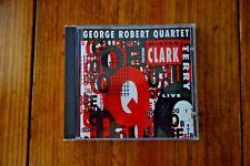 Live at Q4 by George Robert (Sax) (CD, Jun-1995, TCB Records)