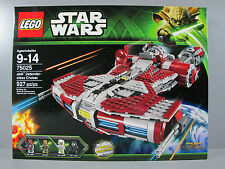NEW SEALED LEGO Star Wars 75025 Jedi Defender-Class Cruiser