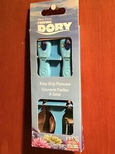 Finding Dory Easy Grip Flatware *NEW/SEALED* c1