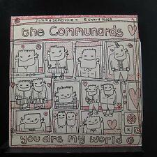 "The Communards - You Are My World 12"" 45 RPM VG+ LONX77 UK Vinyl Record"