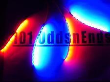 RC Blue/Red Underbody LED Strip Lights Superbright FPV Quadcopter High Density