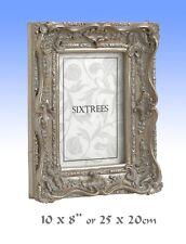 "Antique/Ornate Silver Photo Frame or Art Frame.10x8""(25x20cm) (Chelsea 5-255-80)"