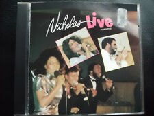 PHIL & BRENDA    NICHOLAS   -   LIVE IN MEMPHIS ,  CD 1988 , GOSPEL, SOUL,  FUNK